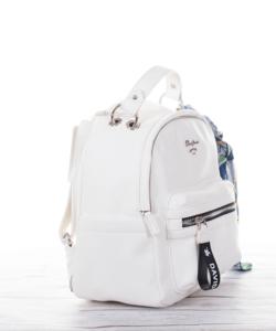 David Jones fehér női divat hátizsák