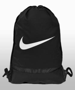 Nike Brasilia fekete tornazsák 17L