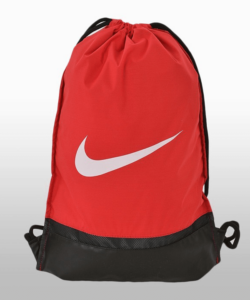 Nike Brasilia piros tornazsák 17L