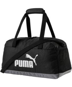 Puma sporttáska fekete-szürke Phase