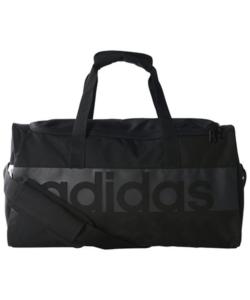 Adidas utazótáska fekete Tiro S