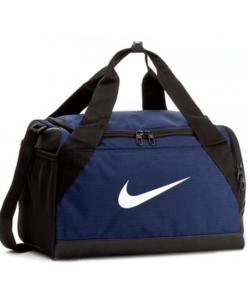 Nike sporttáska sötétkék Brasilia XS