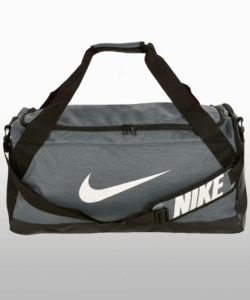Nike Brasilia szürke utazótáska L(70cm)