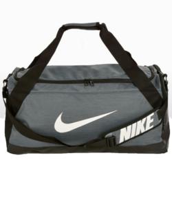 Nike Brasilia szürke utazótáska M(61L)