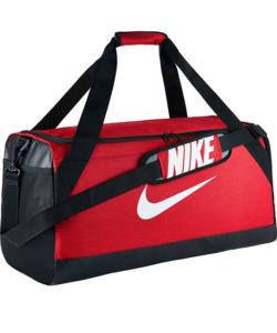 Nike Brasilia piros utazótáska M(61L)