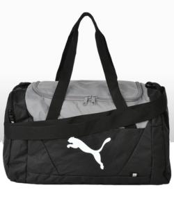 Puma fundamentals fekete sport táska S(29l)