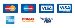 Elfogadott bankkártyák