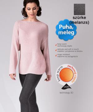 Gabriella téli harisnyanadrág melange  Warm Up! 200 den