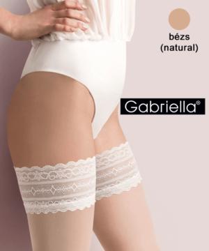 Gabriella bézs combfix Caroline