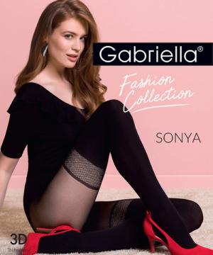 Gabriella combfix hatású harisnyanadrág Sonya 60 den