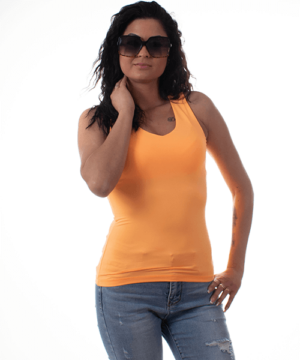 Kikiriki basic női atléta neon narancs