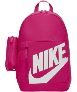 Nike hátizsák iskolatáska tolltartóval pink 20L