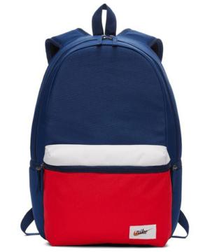 Nike hátizsák kék-piros Heritage