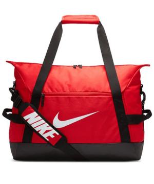 Nike Academy Team piros utazótáska 48 L