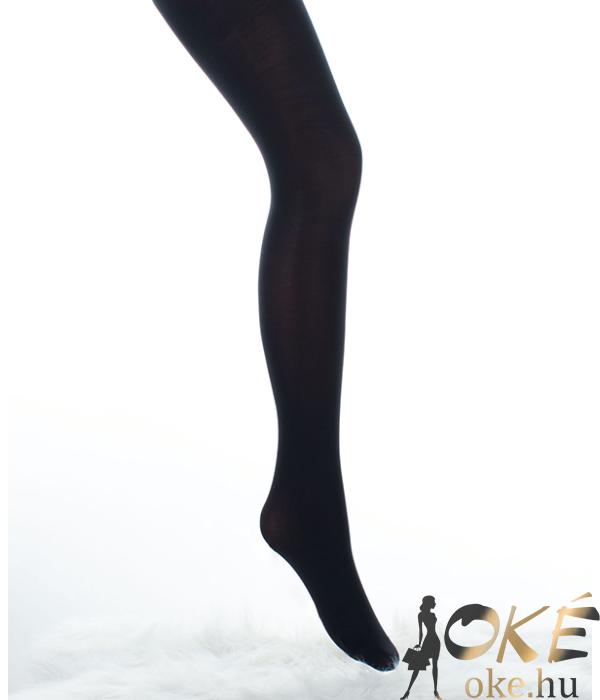 Lineaoro waistband fekete alakformáló harisnya nadrág 50D